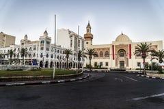 Sfax Tunisien Arkivbilder