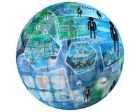 sfera Obraz Royalty Free