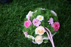 Sfera dei fiori Fotografia Stock