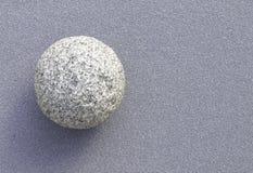 sfera del granito Fotografie Stock Libere da Diritti