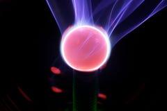 Sfera del plasma Fotografia Stock Libera da Diritti