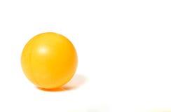 Sfera del pong di rumore metallico Fotografia Stock Libera da Diritti