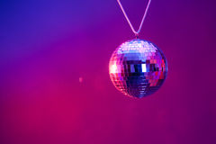 Sfera della discoteca Immagini Stock Libere da Diritti