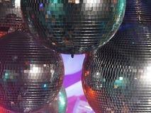Sfera della discoteca Fotografie Stock