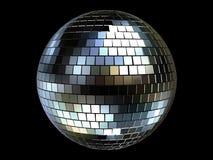 sfera della discoteca 3d Fotografie Stock Libere da Diritti
