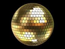sfera della discoteca 3d Fotografie Stock