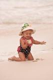 Sfera della sabbia Immagini Stock Libere da Diritti