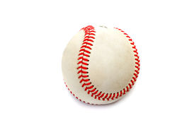 Sfera di baseball Immagine Stock
