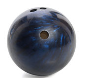 Sfera di bowling Immagini Stock Libere da Diritti