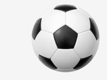 Sfera di calcio Immagine Stock