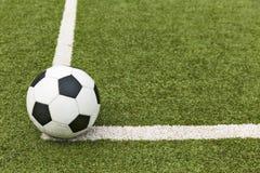 Sfera di calcio Immagine Stock Libera da Diritti