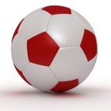 Sfera di calcio illustrazione di stock