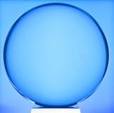 Sfera di cristallo Fotografie Stock