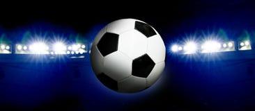 Sfera di gioco del calcio immagini stock