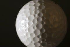 Sfera di golf Immagini Stock