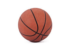 Sfera di pallacanestro Immagine Stock Libera da Diritti
