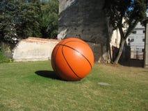 Sfera di pallacanestro Fotografia Stock