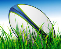 Sfera di rugby Fotografia Stock Libera da Diritti