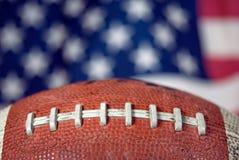 Sfera di Super Bowl Fotografia Stock