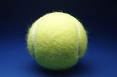 Sfera di tennis - 2 Immagini Stock Libere da Diritti