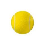 Sfera di tennis isolata Immagini Stock