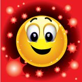 Sfera sorridente Fotografia Stock Libera da Diritti