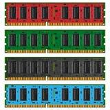 Sfera vuota astratta, chip, microcircuito, chip di silicio, microchip Immagini Stock