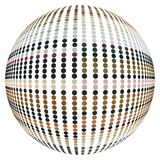 sfera wektor Fotografia Royalty Free