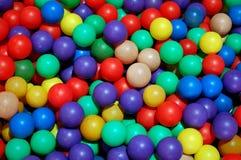 Sfere colorate Fotografia Stock