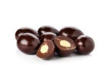 Sfere del cioccolato Immagine Stock Libera da Diritti
