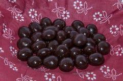 Sfere del cioccolato Fotografie Stock Libere da Diritti
