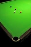 Sfere dello snooker Immagini Stock