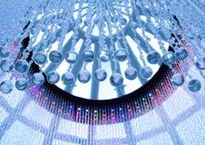 Sfere di cristallo Fotografia Stock Libera da Diritti