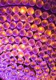 Sfere di cristallo Fotografia Stock