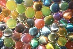 Sfere di cristallo Immagini Stock