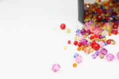 Sfere di cristallo di lusso Immagini Stock