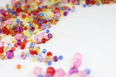 Sfere di cristallo di lusso Fotografia Stock Libera da Diritti