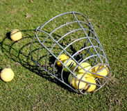 Sfere di golf Immagine Stock Libera da Diritti