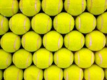 Sfere di tennis Immagini Stock