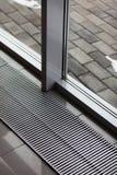 Sfiati della griglia del riscaldamento di pavimento Immagini Stock Libere da Diritti