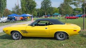 Sfidante di 1972 Dodge Immagini Stock