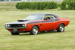 Sfidante di 1970 Dodge Fotografia Stock