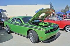 Sfidante R/T di Dodge Immagine Stock Libera da Diritti
