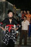 Sfilata di moda Fotografia Stock