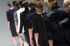 Sfilata di moda Immagine Stock Libera da Diritti