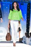 Sfilata di moda del Saks Fifth Avenue Fotografia Stock