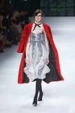 Sfilata di moda di Bipa: STANZA di invidia, Zagabria, Croazia Fotografie Stock