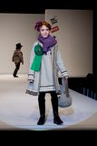 Sfilata di moda di FIMI Immagini Stock