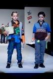 Sfilata di moda di FIMI fotografie stock