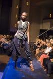 Sfilata di moda elegante tribale Immagine Stock Libera da Diritti